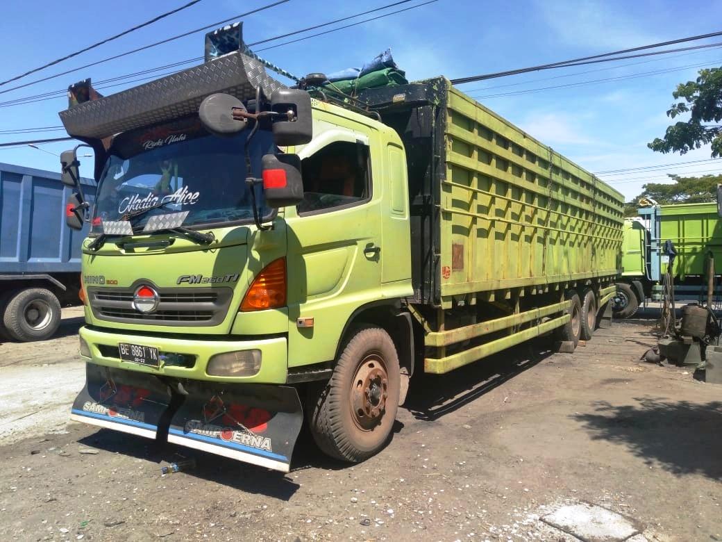 Sewa Truk Kalimantan