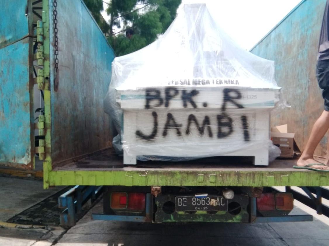 Sewa Truk Tangerang Jambi, Sewa Truk Jambi